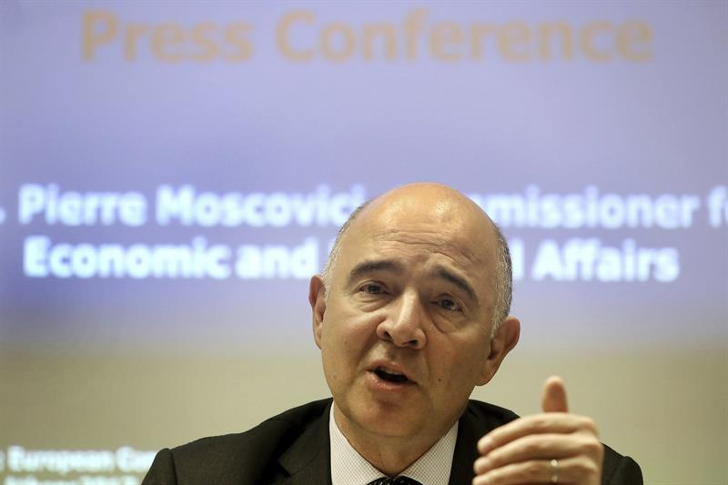 "Moscovici asks the Council to ""step on the accelerator"" against tax evasion"