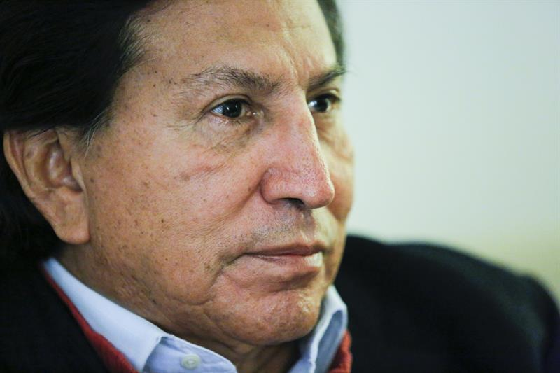 The Constitutional of Peru rejects Toledo's appeal against the arrest warrant